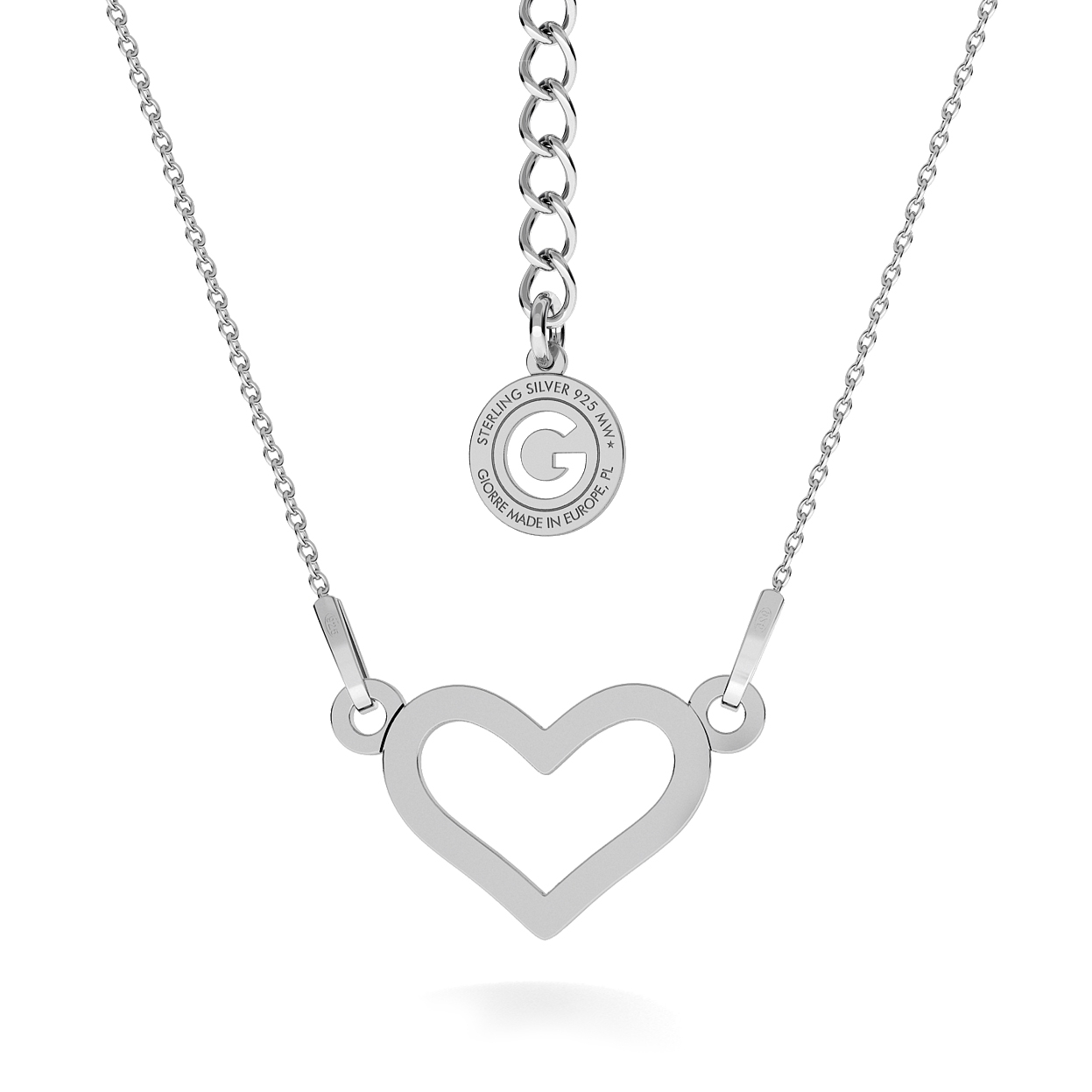 SIMPLY HEART NECKLACE